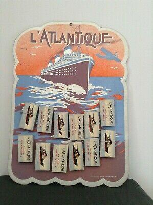 Présentoir de lames L'Atlantique