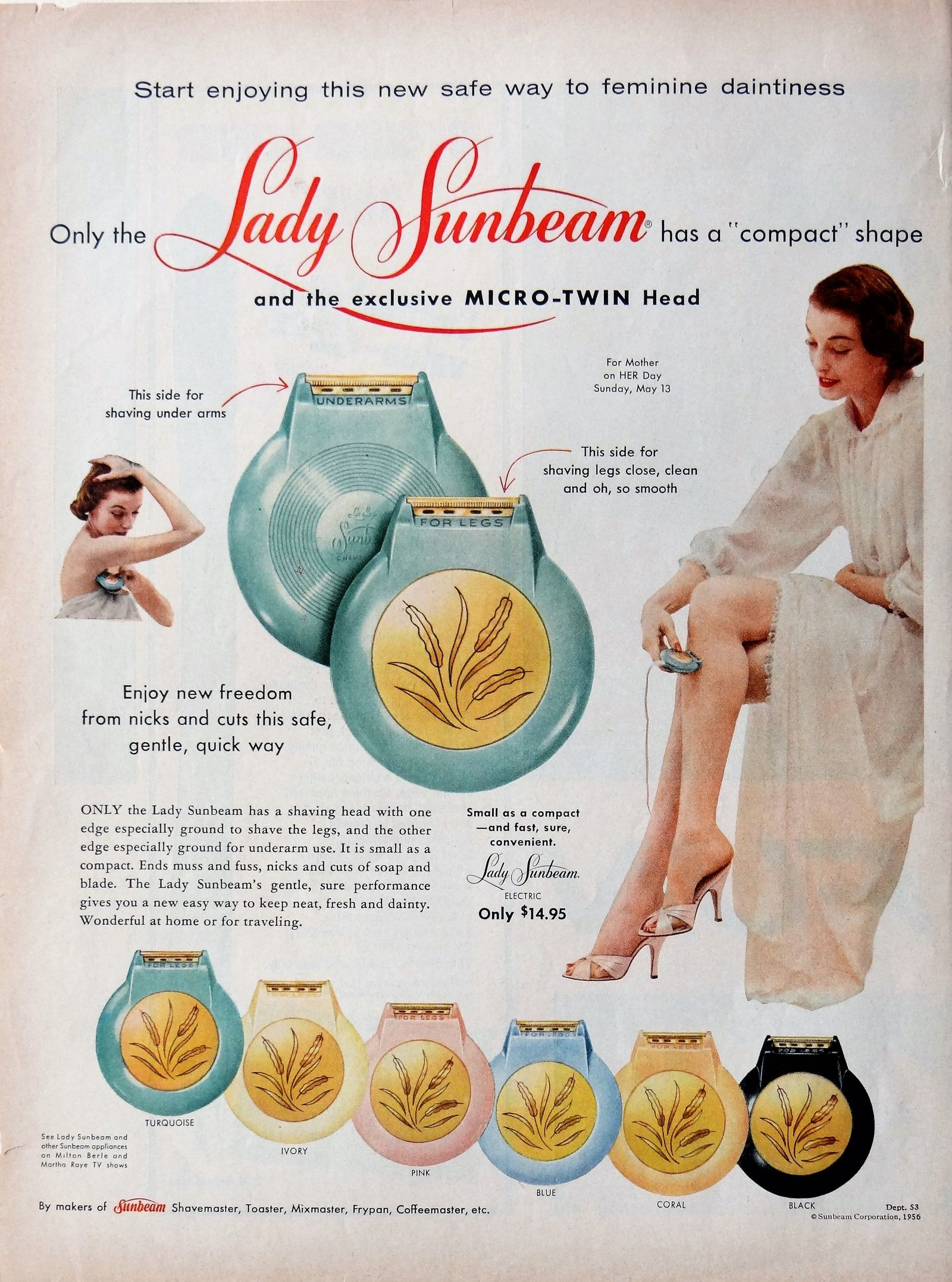 Affiche Lady Sunbeam LS11955