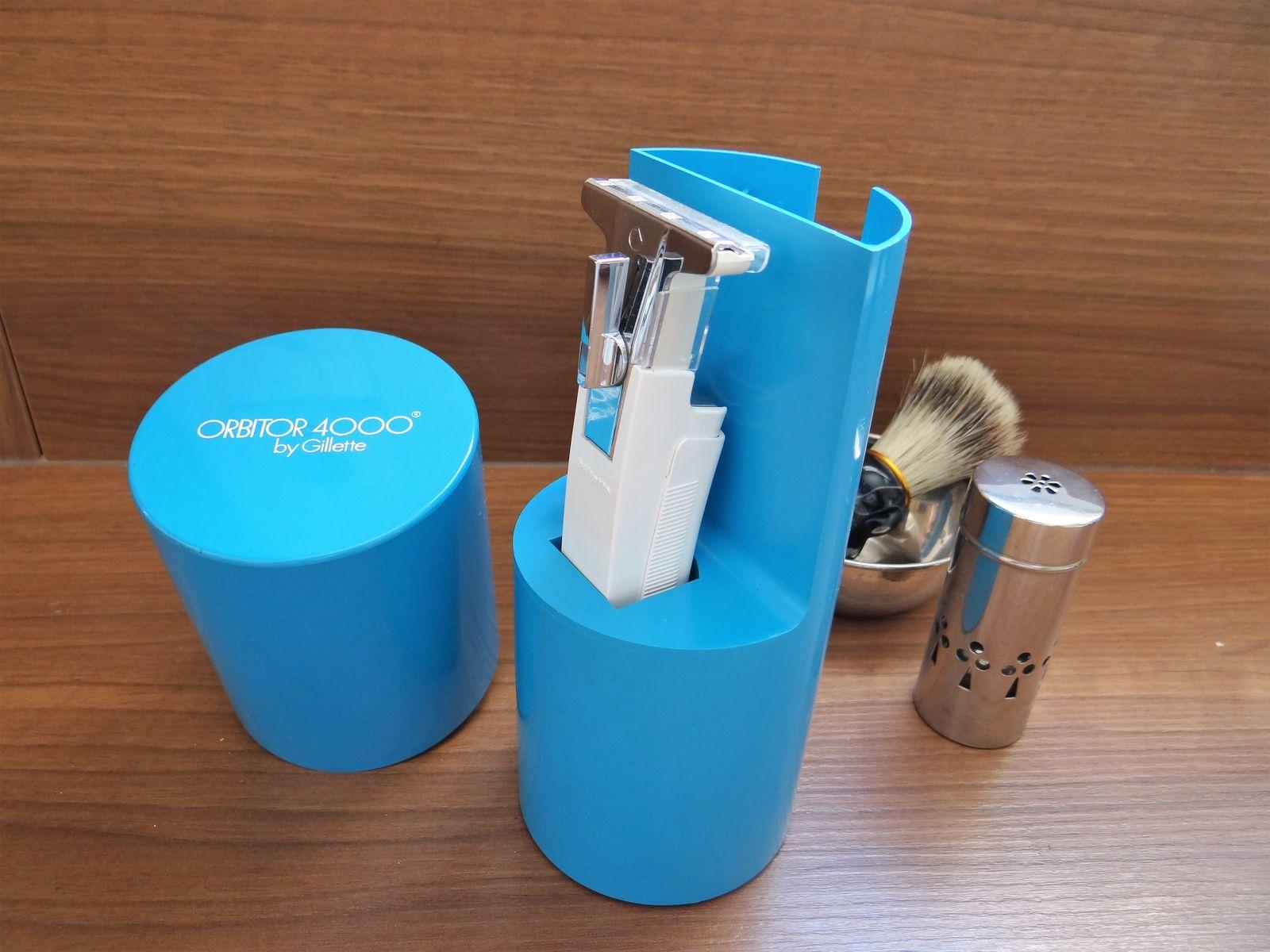 Gillette Orbitor 4000