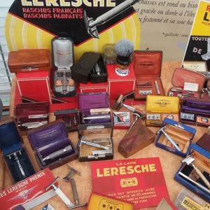 collections rasoirs leresche